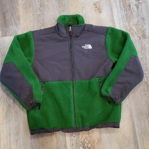Youth Large North Face Fleece Jacket